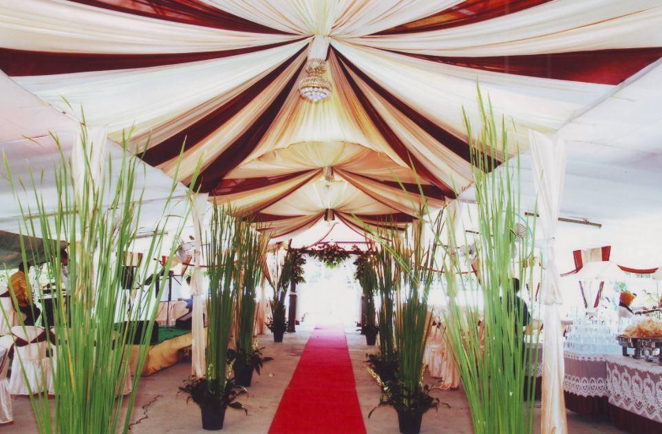 Sewa Tenda Pernikahan Balikpapan
