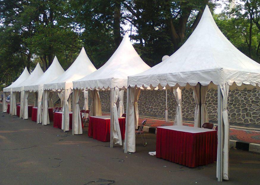Sewa Tenda Pesta Balikpapan
