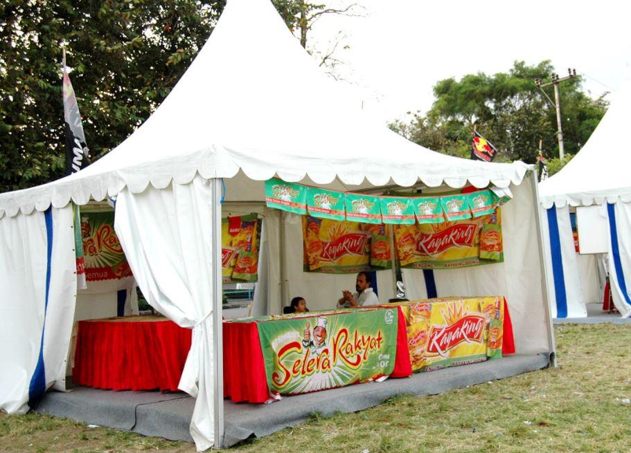 Sewa Tenda Pameran Balikpapan
