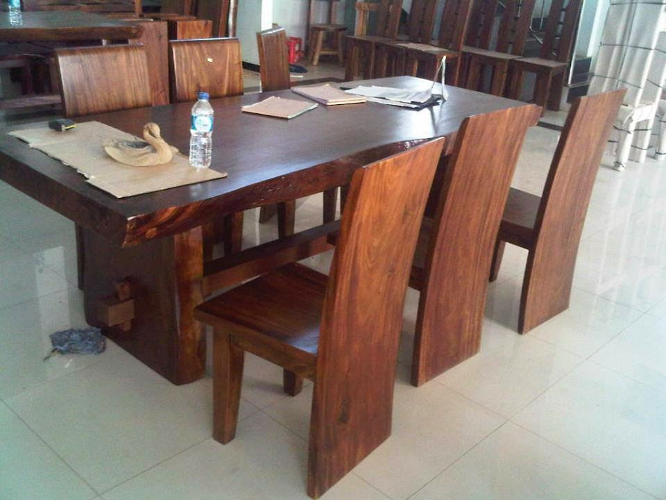 Jasa Pembuatan Kursi Kayu Madura