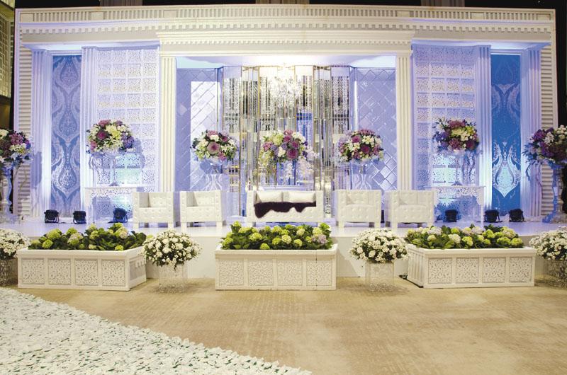 Jasa Dekorasi Pernikahan Ulang Tahun Event Probolinggo
