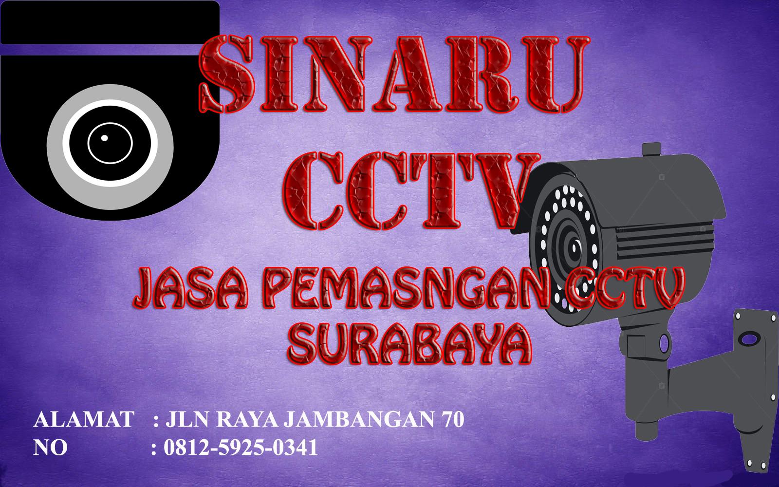 JASA PASANG CCTV SURABAYA