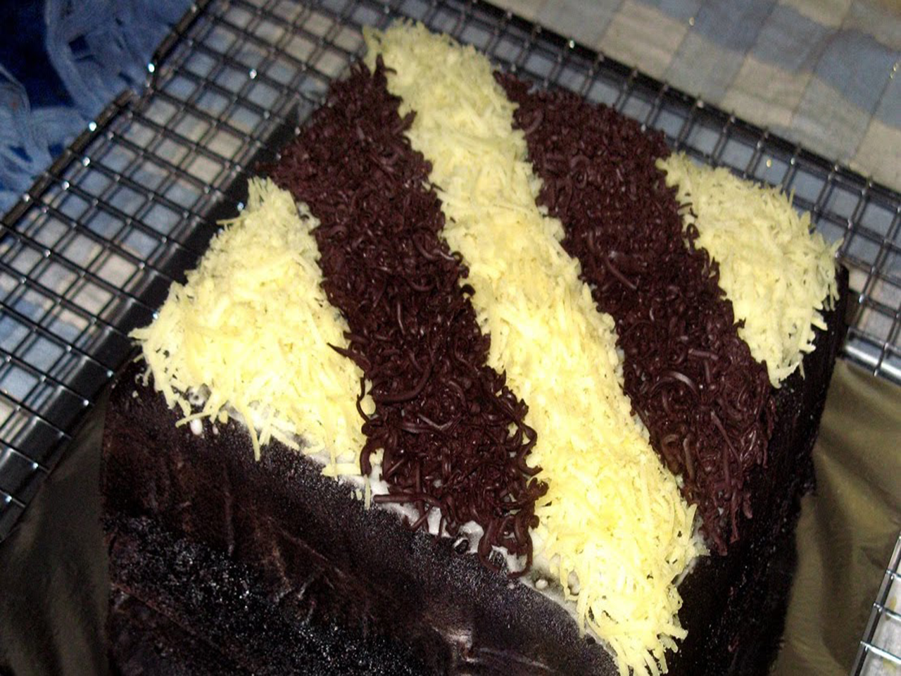 Jual Brownies Kukus / Original / Kering / Panggang Bandar Lampung [MURAH]