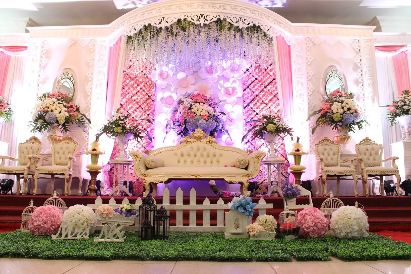 Jasa Dekorasi Pernikahan Malang
