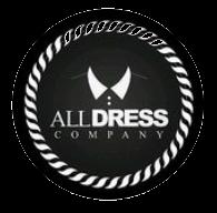 Logo Alldress Company Konveksi Sablon
