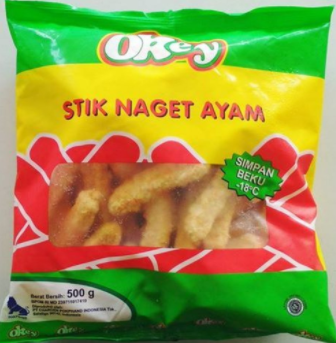 pabrik dan distributor okey chicken stik