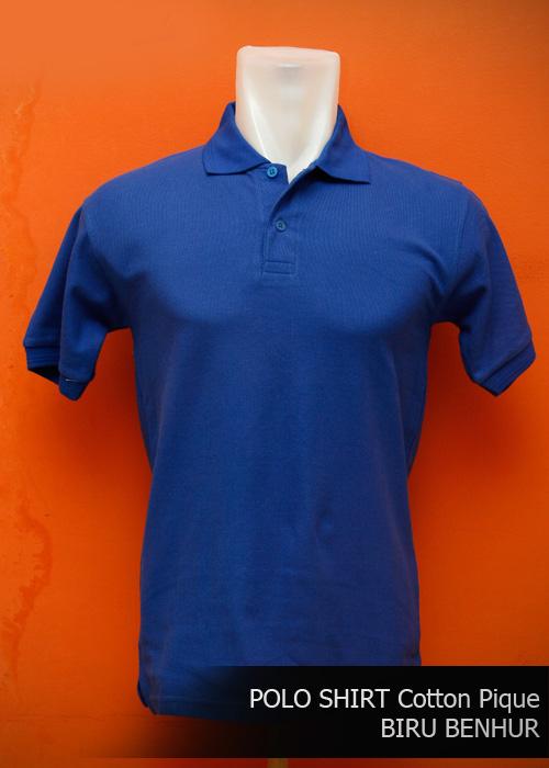 Grosir Kaos Polos Polo Lampung 8