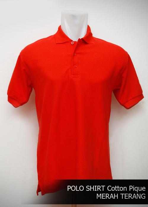 Grosir Kaos Polos Polo Lampung 11