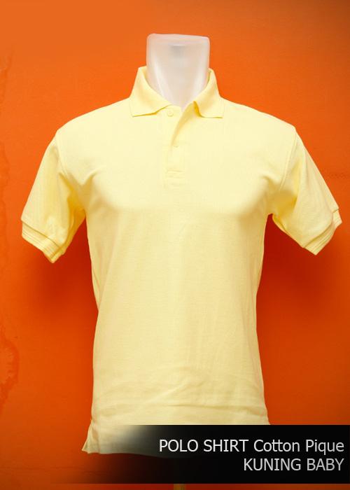 Grosir Kaos Polos Polo Lampung 15