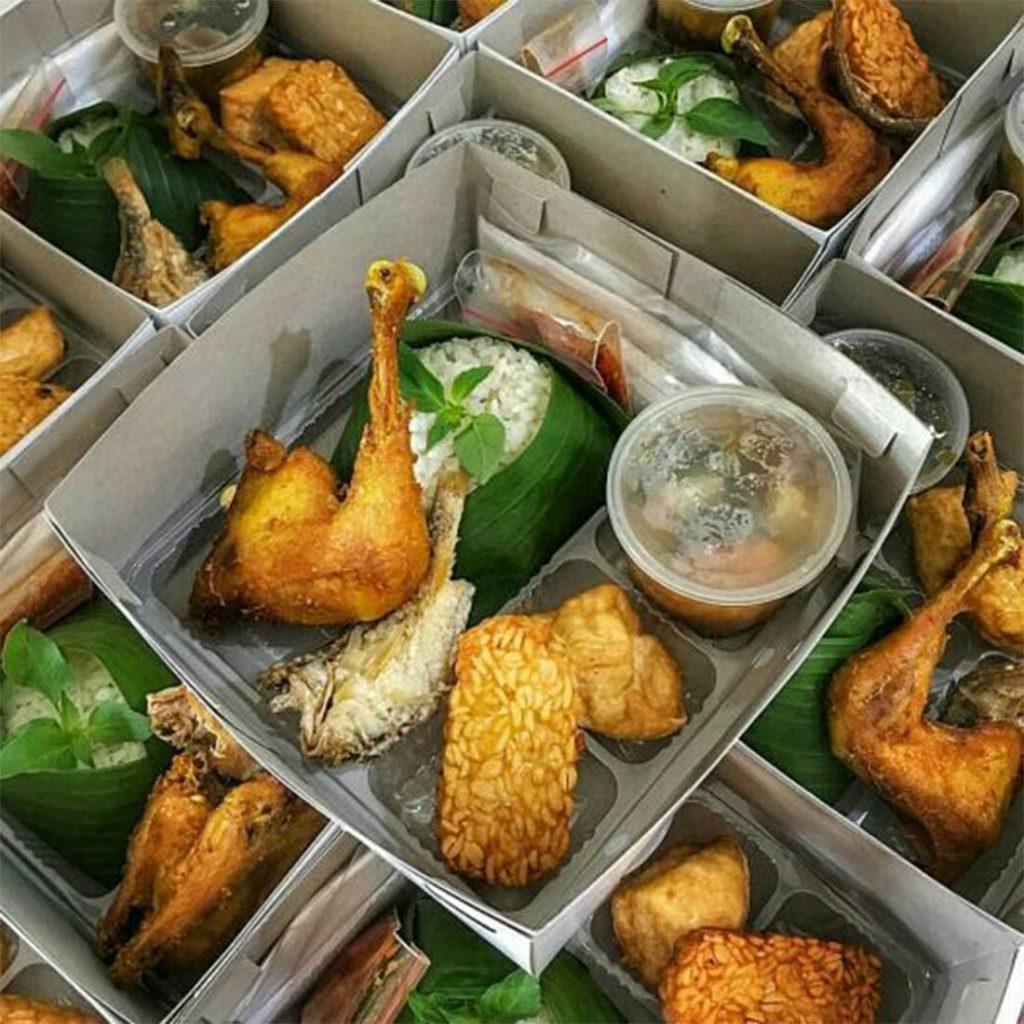 Paket Nasi Box Bandar Lampung
