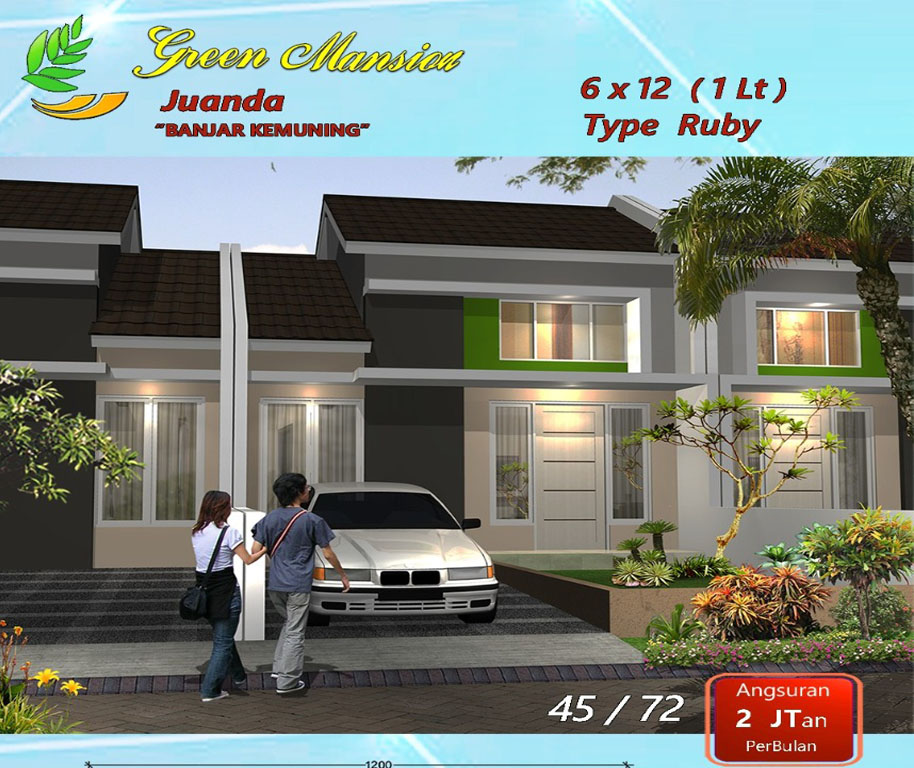 rumah green mansion