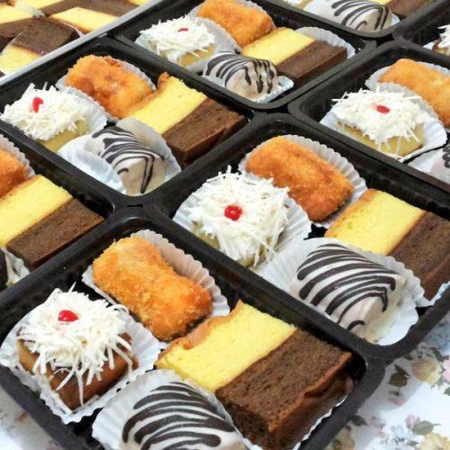 Snack Box Palembang